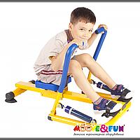 Тренажер детский механический гребной с двумя рукоятками (SH-04)