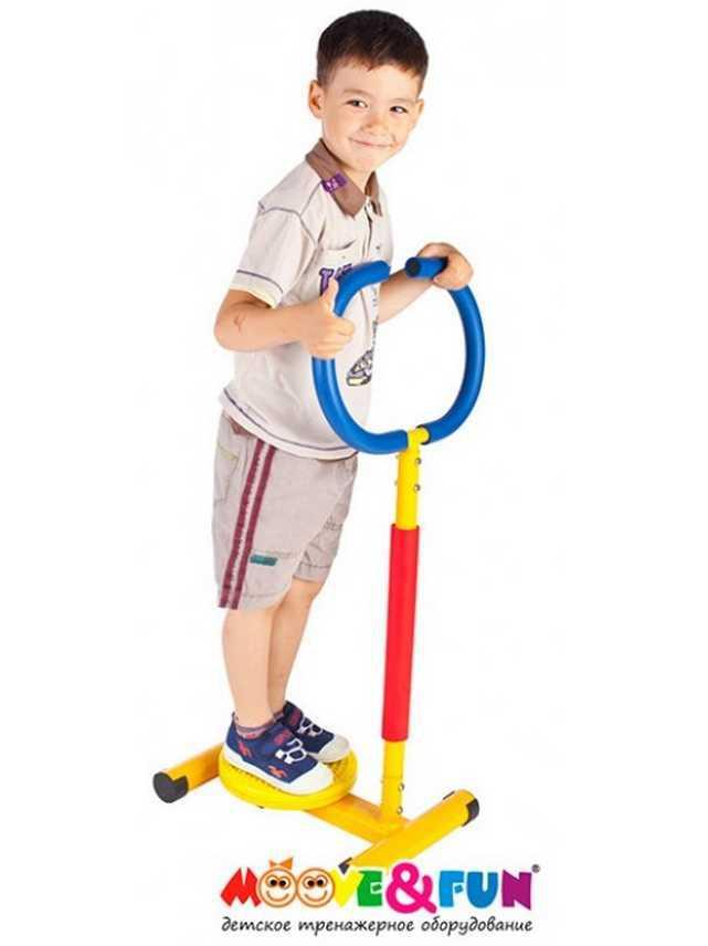 """Тренажер детский механический """"Твистер"""" с ручкой (SH-11)"""