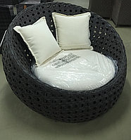 Набор мебели, кресло из искусственного ротанга, фото 1