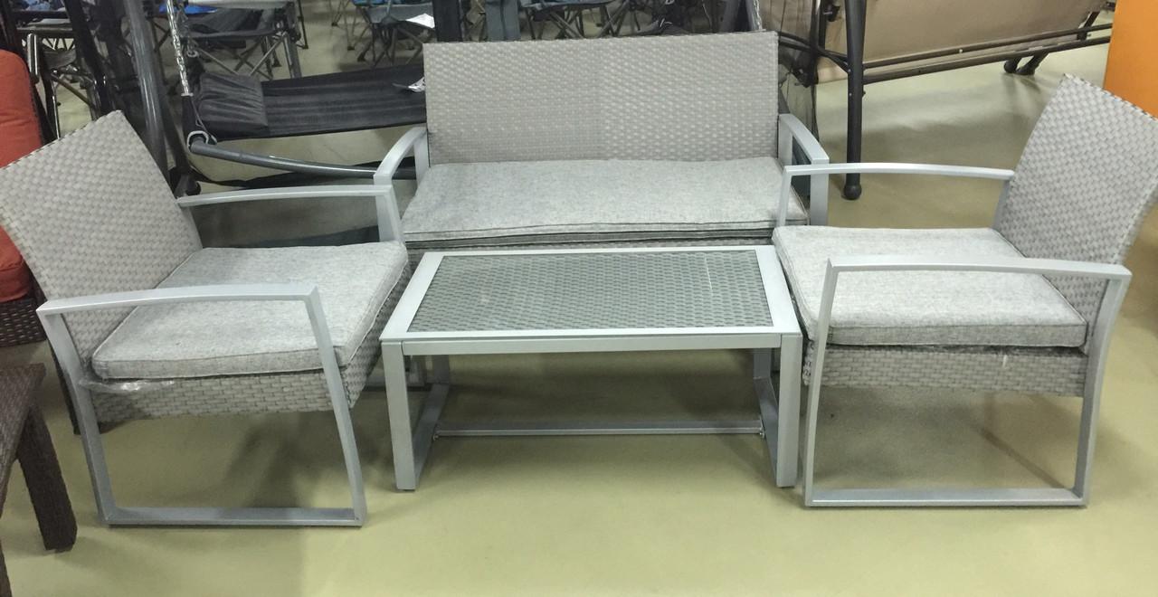Комплект мебели (металлический каркас)
