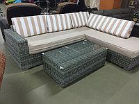 Комплект угловой диван столик, фото 1