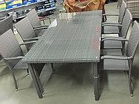 Стол искусственный ротанг, фото 1