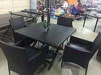 Комплект стол 4 кресла, фото 1