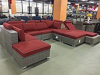 Комплект мебели диван шезлонг, фото 1