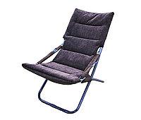 Шезлонг, 55 * 115 см, фиолетовый