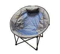 Кресло, 93 * 80 см, серый