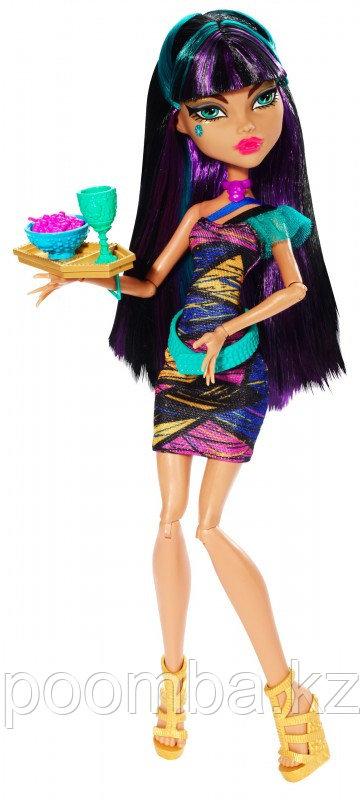 Кукла Monster High Крипатерий Клео Де Нил