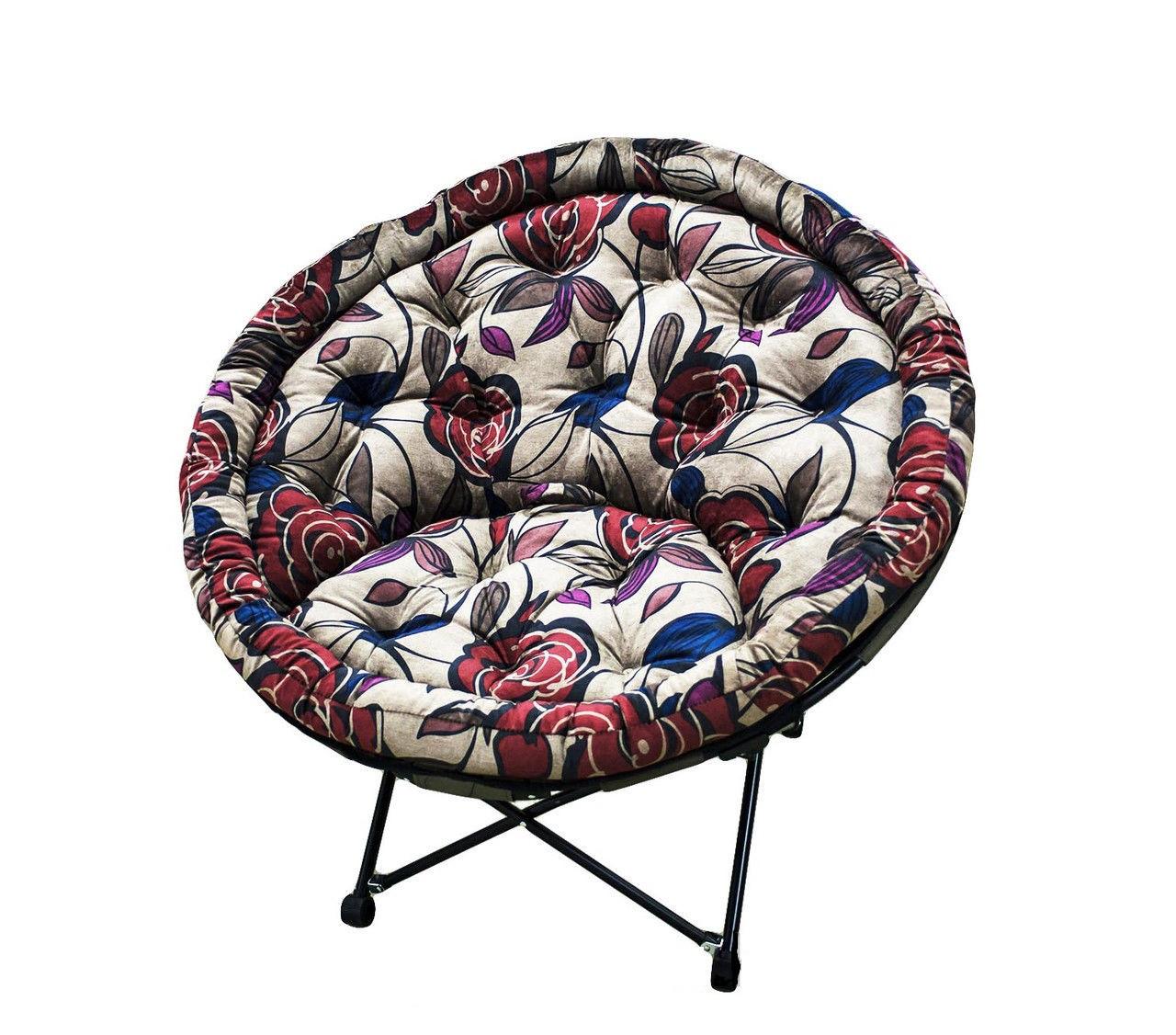 Кресло, 102 * 94 см, красный
