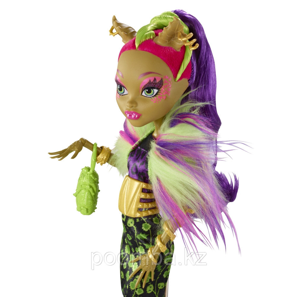 "Кукла Monster High ""Монстрические мутации"" - Клодинера"