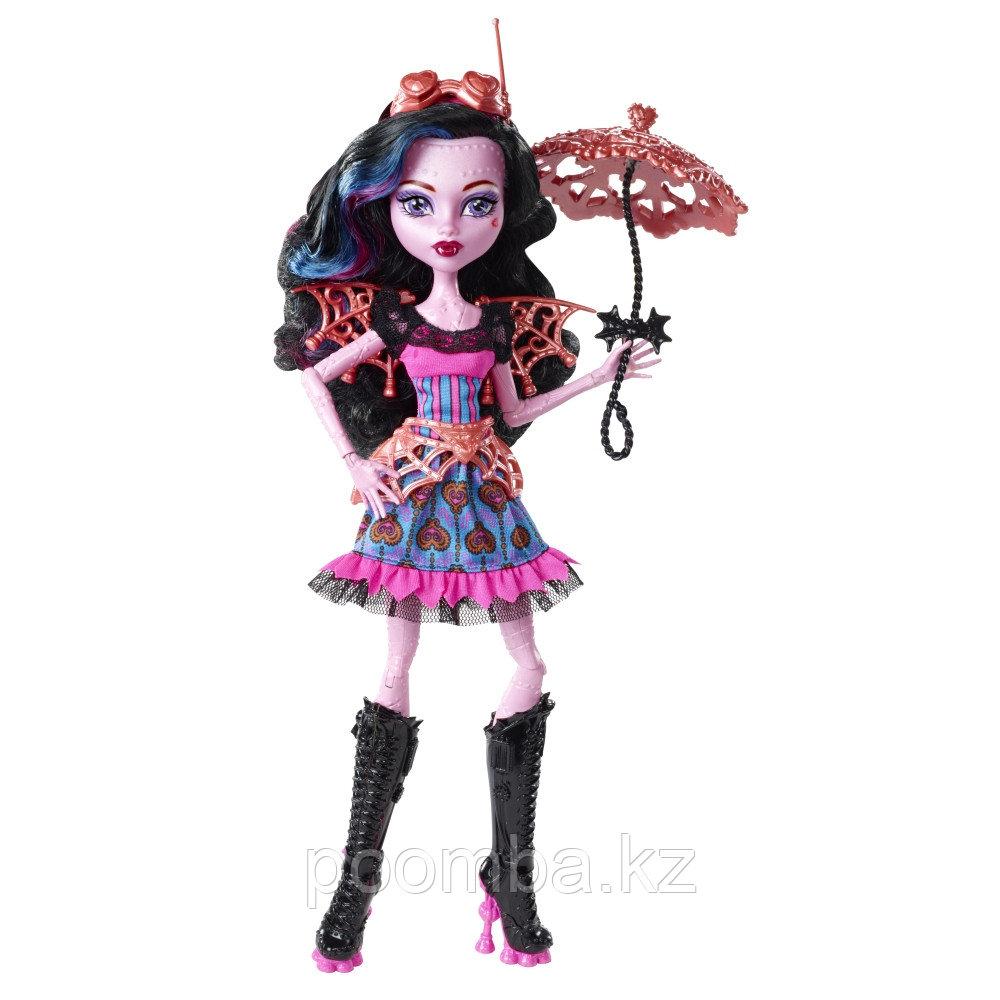 """Кукла Monster High """"Монстрические мутации"""" - Дракубекка"""