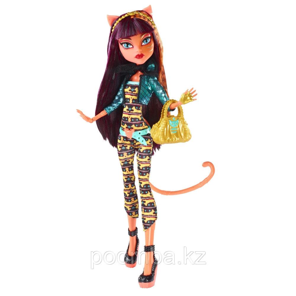 """Кукла Monster High """"Монстрические мутации"""" - Клеолей"""