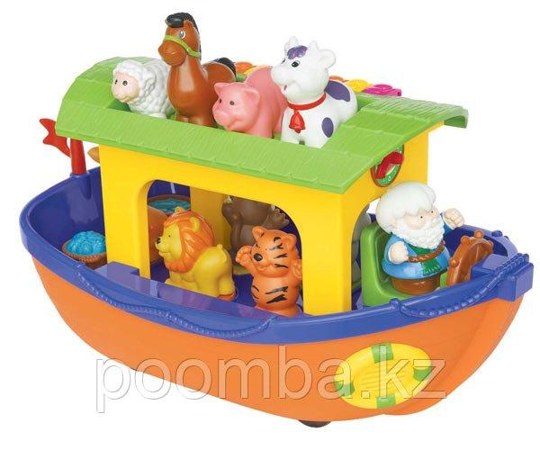 """Развивающая игрушка """"Ноев ковчег"""""""