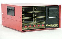 Газоанализатор Инфракар М-1.02 4-х компонентный с принтером