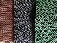 Резиновый коврик дорожка противоскользящий 90см /15 м