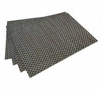 0646 FISSMAN Комплект из 4 сервировочных ковриков на обеденный стол 45x30 см (ПВХ)