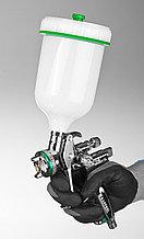 """Краскопульт пневматический KRAFTOOL """"PRO"""" Jeta 4000, HVLP, c верхним бачком, 1,3мм"""