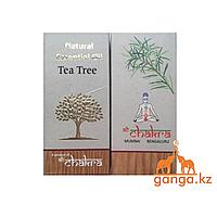 Натуральное эфирное масло чайного дерева (Tea Tree ), 10 мл