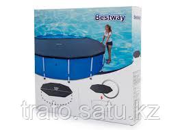 Тент для каркасного бассейна 305см BestWay