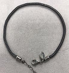 Мужской браслет / Серебро