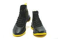 """Баскетбольные кроссовки Under Armour Curry IV """"Black/Yellow"""" (36-46), фото 4"""