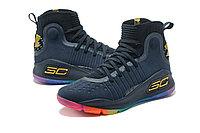 """Баскетбольные кроссовки Under Armour Curry IV """"Multicolor"""" (36-46), фото 2"""