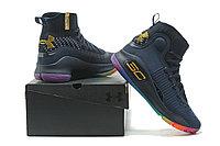 """Баскетбольные кроссовки Under Armour Curry IV """"Multicolor"""" (36-46), фото 6"""