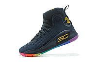 """Баскетбольные кроссовки Under Armour Curry IV """"Multicolor"""" (36-46), фото 5"""