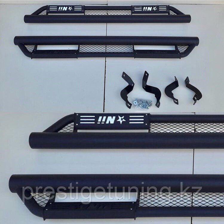 Подножки наружные FJ CRUISER 2008-17