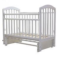 Детская кроватка Топотушки Лира 5 Белый, фото 1