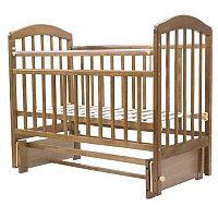 Детская кроватка Топотушки Лира 5 орех, фото 1