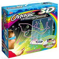 ДОСКА ПЛАНШЕТ ДЛЯ РИСОВАНИЯ MAGIC DRAWING BOARD 3D, фото 1