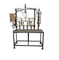 Универсальный моноблок розлива РУ-2Д (розлив+укупор) для ПЭТ и стеклотары (0,33-10л.)