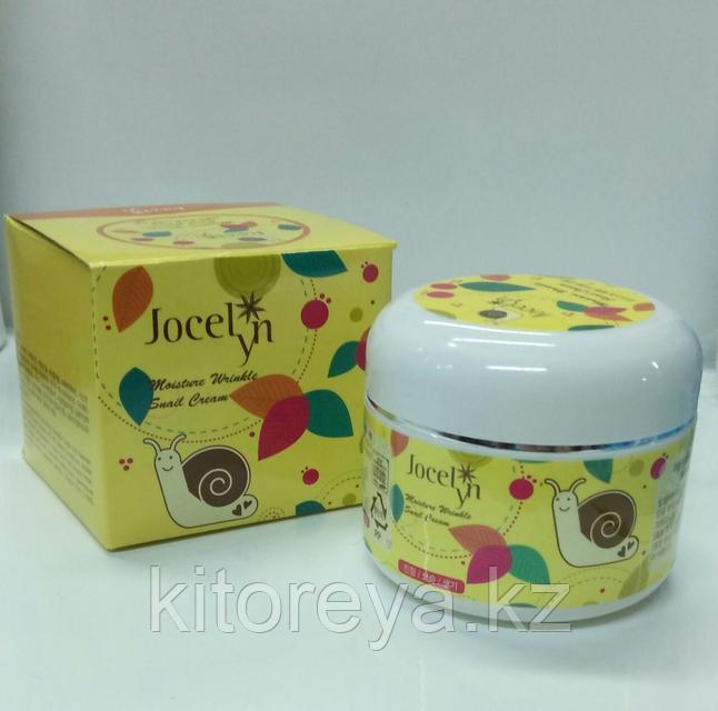 Jocelyn Moisture Wrinklr Snail Cream (Увлажняющий крем для лица с экстрактом улиточной слизи )