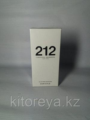 212 Carolina herrera Женские Мини (20 мг)