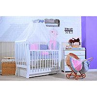 Комплект в кроватку GulSara Розовый, фото 1