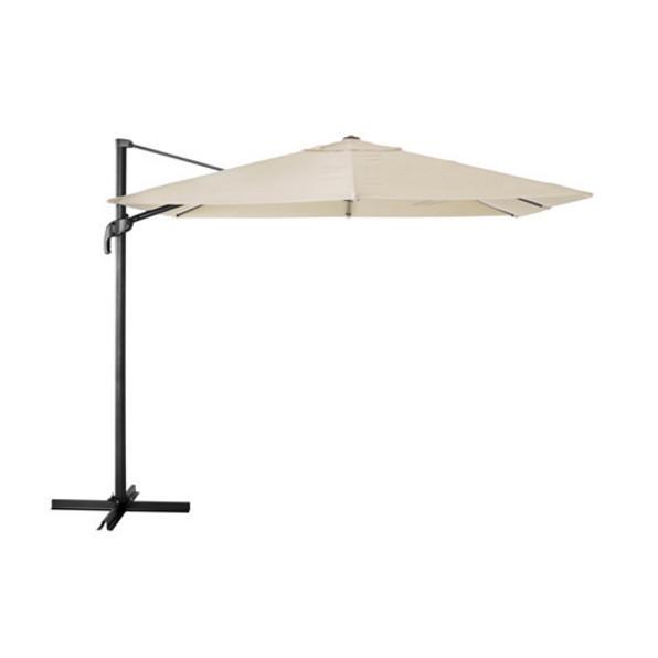 Зонт квадратный Lux с чехлом (3х3м) для кафе