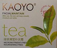 Крем для лица- Каоуо-Зеленый чай