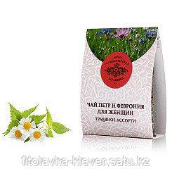 Травяной чай «Пётр и Феврония» (женский)