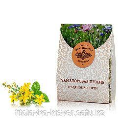Травяной чай «Здоровая печень»