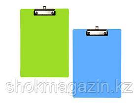 Папка планшет с верхним прижимом А4