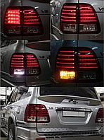 Задние альтернативная оптика на LC100 1998-2007