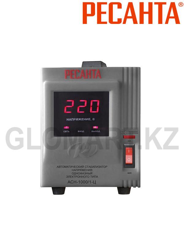 Однофазный выпрямитель Ресанта АСН-1000/1-Ц, 1 кВт