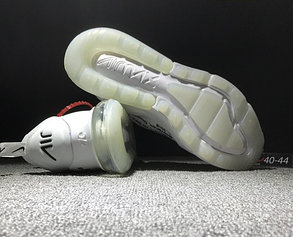 "Кроссовки Nike Air Max 270 ""White"", фото 2"