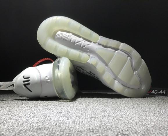 "Кроссовки Nike Air Max 270 ""White"" - фото 2"