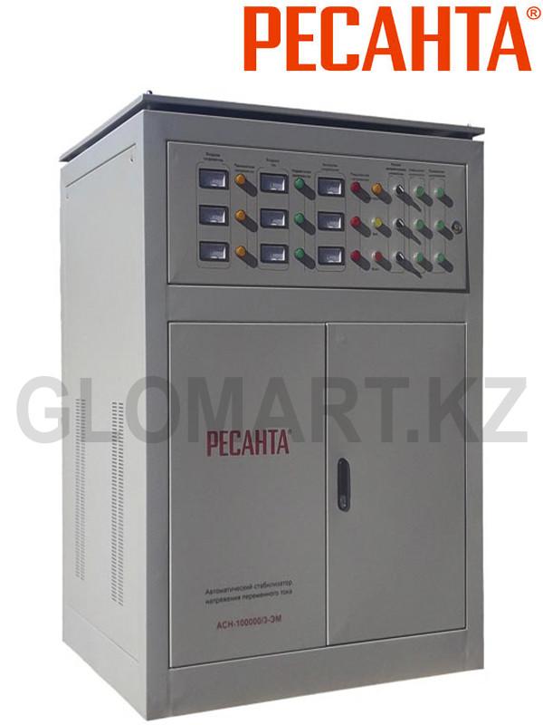 Электромеханический стабилизатор Ресанта АСН-150000/3-ЭМ