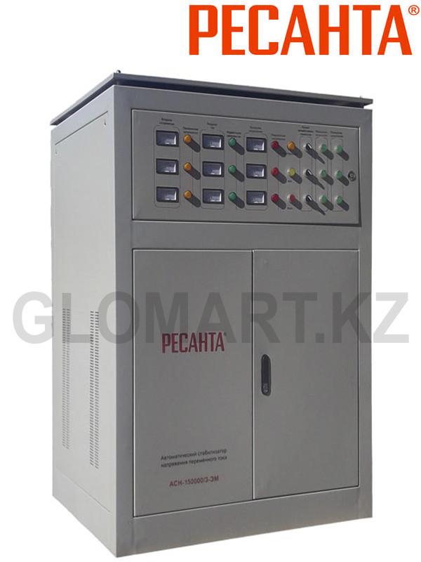 Ресанта АСН-100000/3-ЭМ, 3 фазы, 100 кВт