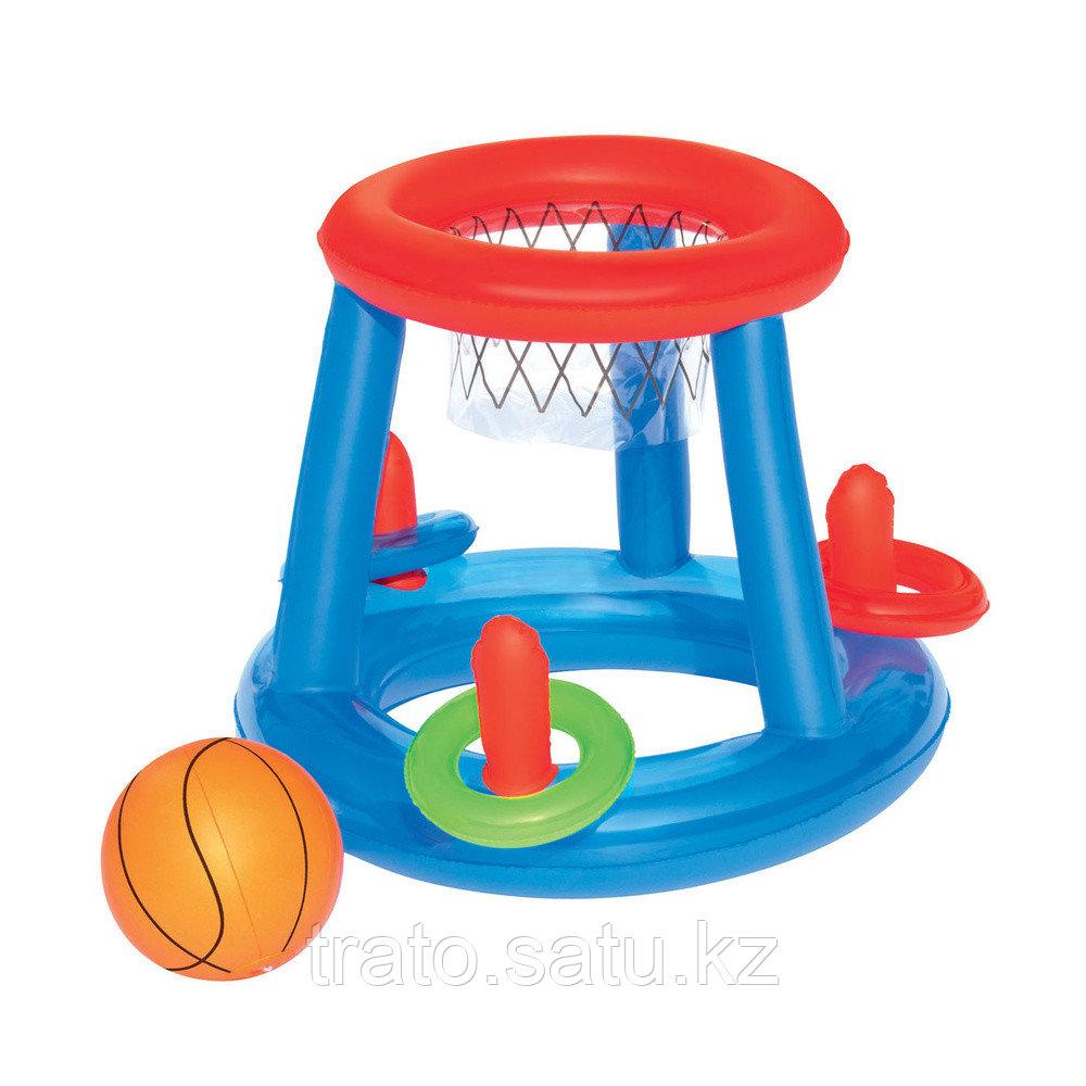 Игровой центр Bestway Basketball 61см. мяч+кольца