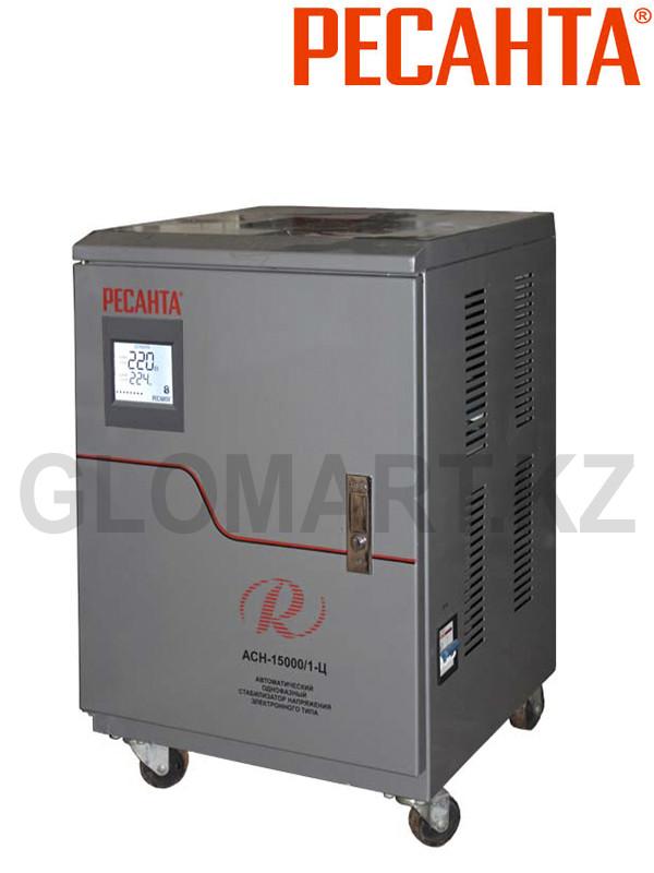 Ресанта АСН-15000/1-Ц (цифровой, 15 кВт)