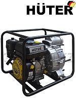 Мотопомпа бензиновая Huter MPD-80 (Хутер)