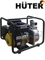 Бензиновая мотопомпа  Huter MP-40 (Хутер)